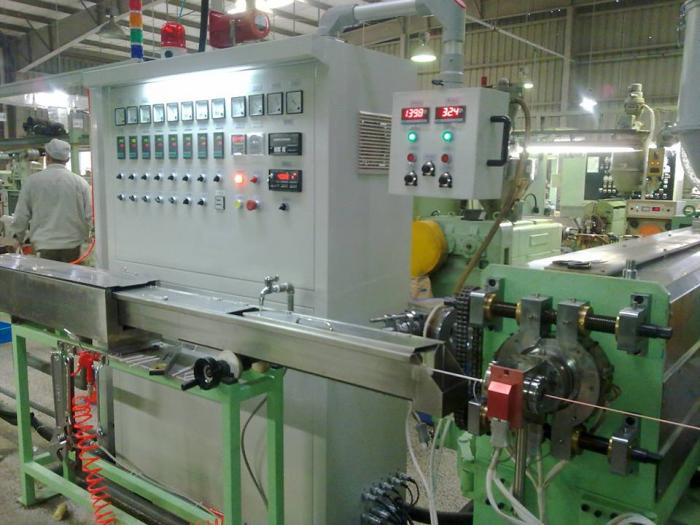Automotive Wire Extrusion line, automotive wire line-Product Center ...