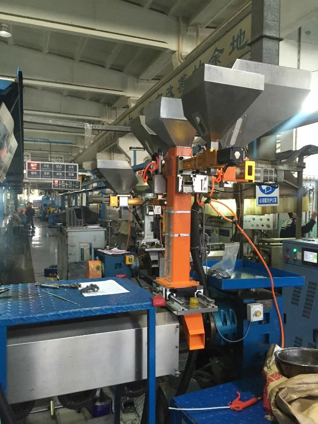 Quick Color Change System For Cable Extrusion Line News
